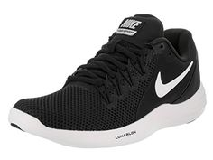 9a4730f77 Nike New Womens Lunar apparent Running Shoe Black White Grey 7    Details  can be found by clicking on the image. (This is an affiliate link)
