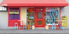 Cinco restaurantes coloridos e cheios de design para você visitar nas suas próximas viagens | Nômades Digitais
