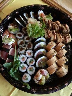 Tempura Sushi, Sausage, Meat, Food, Meals, Sausages, Yemek, Eten, Hot Dog