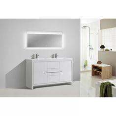 8 Bathroom 1 2 Ideas Bathroom Double Vanity Bathroom Porcelanosa Tiles