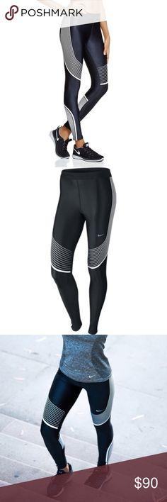 adcf8b304f2cd7 NIKE Power Speed Running 7/8 Tights 719784-015 Women's Nike Power Speed  Running