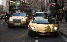 Se descubrió el misterio de los autos de oro