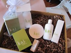Repin, please: Are you getting excited? I sure am.My BeautyFrosting blog debuts on Monday,March 12th at 12 am!To celebrate, we are giving away a $261 kai fragrance deluxe gift bag, filled with delicious Kai products (one of our faves)!To enter,just follow us on Facebook (www.facebook.com/...), twitter (www.twitter.com/...) or Pinterest and re-post to friends. Every time you pin,you are entered to win! The more posts, pins & follows, the more entries! So tell your friends!$0