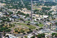 Cidade de Boa Vista capital do estado de Roraima na região Norte do Brasil.