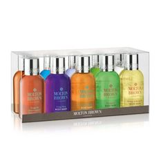 Molton Brown The Global Collection Set Of 10 Body Washes 0 Colorful