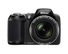 Nikon COOLPIX L810 16.1 MP Digital Camera with 26x Zoom NIKKOR ED Glass Lens and 3-inch LCD (Black)  http://www.wendo.it/photo?p=108
