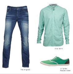 FUNK IT up with #colors!  #Men #Fashion