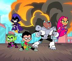 Teen Titans Go! | Veja trecho da abertura da nova série animada | Notícia | Omelete
