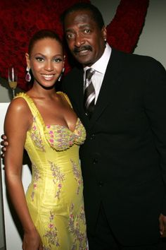Pin for Later: Beyoncé's Dad, Mathew Knowles, Has His Own Theory About Lemonade's Lyrics