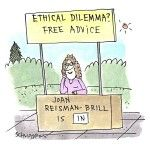 Experiencing an ethical dilemma? Need advice from a humanist perspective? Send your questions to The Ethical Dilemma at dilemma@thehumanist.com (subject line: Ethical Dilemma). All inquiries are kept confidential. Afraid of Damaging Child's Faith: I have two nieces and two nephews who have been spending a lot of time with me this summer. My oldest niece […]