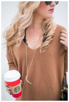 camel jumper @roressclothes closet ideas #women fashion  outfit #clothing style apparel