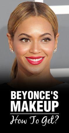How To Get Beyonce's Makeup?