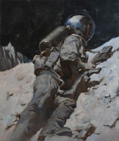 Greg Manchess artwork - what's on the other side?