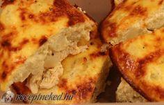 Érdekel a receptje? Kattints a képre! Küldte: Receptneked Mashed Potatoes, Banana Bread, Paleo, Food And Drink, Pizza, Yummy Food, Cheese, Breakfast, Ethnic Recipes