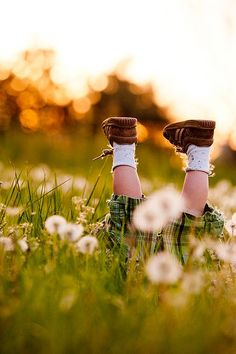 "gracefuldreameroflove: "" Playing in the meadows♡♡ ✿ℒℴѵℯ`❤ ✿ """