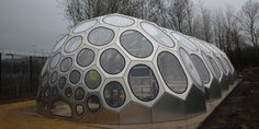 SPACEPLATES - CNC Prefab Geodesic Dome
