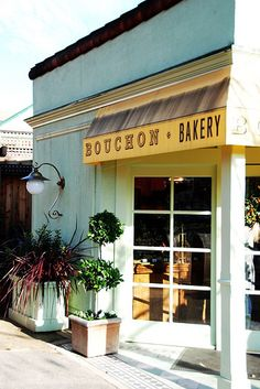 Bouchon Bakery | Yountville, California Mom and I love this bakery! everything looked Heavenly and the French macarons- we tried almost everyone! Amazing!