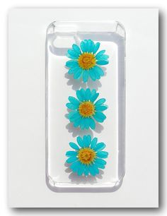 Handmade iPhone 5/5s case Resin with Real  by Annysworkshop, $18.00