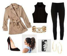 """""""Untitled #83"""" by gbree13 on Polyvore featuring MICHAEL Michael Kors, Elie Tahari, Christian Louboutin, Avon and Lana"""