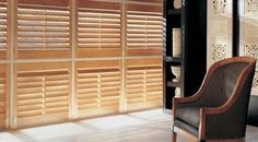 Hunter Douglas Heritance® Hardwood Shutters #Hunter_Douglas #Heritance #Hardwood_Shutters