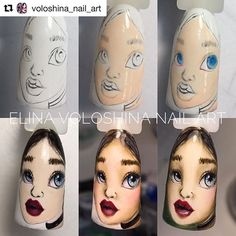 #Repost @voloshina_nail_art with @repostapp