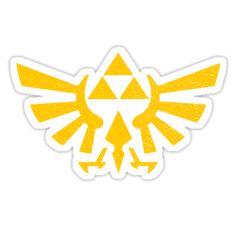 Triforce Zelda Symbol