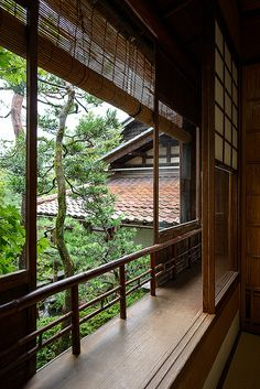 Japanese traditional inn at Kanazawa, Japan