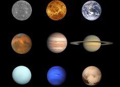 Con la última imagen de Plutón, así lucen los planetas y lunas del Sistema Solar | La Voz del Interior
