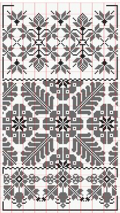 régi keresztszemes minta 216-217 leszámolható Palestinian Embroidery, Hungarian Embroidery, Folk Embroidery, Cross Stitch Embroidery, Embroidery Patterns, Cross Stitch Borders, Cross Stitch Kits, Cross Stitch Designs, Cross Stitching