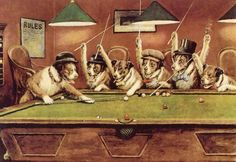 15 Things You Should Know About 'Dogs Playing Poker' | Mental Floss