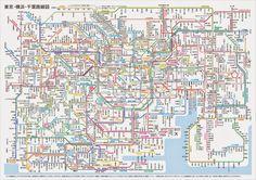 鬼嫁料理手帳: 乗換案内 - 日本旅行,火車地鐵,路線計劃有用網站