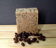 Recipe: Coffee Soap Bars