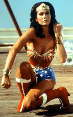 Linda Carter, Wonder Woman | Brought to Life by: Lynda Carter The show only ran three seasons from 1976-79, but Lynda Carter's Wonder Woman has endured in the heart of…