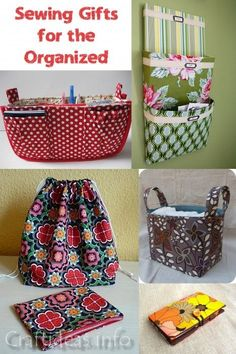 Help maintain order and reduce clutter in your home, office, car, handbag and more! These tutorials will get you started!