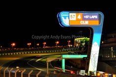 24 Hours of Le Mans race during the night 2016 photograph picture poster print #lemans #photooftheday #picoftheday