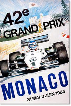 Grand Prix de Monaco 1984