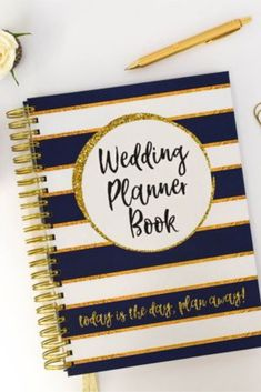 Are getting married or someone near you? Then this will be your best planner ever! Plan your best day #ad #wedding #planner