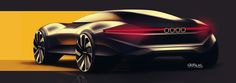 Audi Konzept on Behance