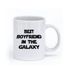 Gift for Him Star Wars Mug Funny Mug Best by JoyfulFox on Etsy