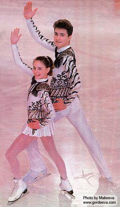 ✿In Memory ‿✿ Ekaterina Gordeeva and Sergei Grinkov / 1988