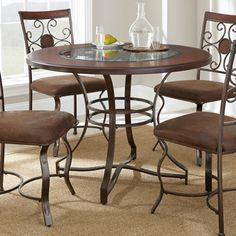 Shop for Greyson Living Torino 45-inch Round Dining Table. Get free shipping at Overstock.com - Your Online Furniture Outlet Store! Get 5% in rewards with Club O!