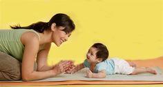 Bicara Dengan Bayi usia 1- 6 bulan Ayahbunda.co.id
