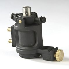 ROTARY Tattoo Machine JACKHAMMER Liner or Shader (BLACK) - Color BLACK, can be used as a Liner or Shader Product Features  Swash Drive System Rotary Tattoo Machine 5000 RPM offers a hard hitting tattoo machine Powered by electric motor Machine can be