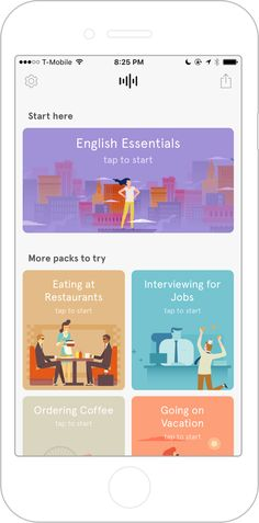 Speak is an AI English tutor powered by speech recognition.