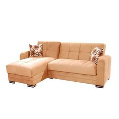 Kubo Rainbow Dark Beige Sectional Sofa by Sunset -- Be sure to check out this awesome product.