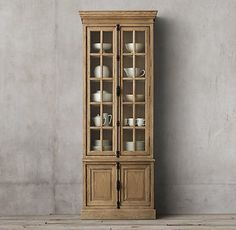 French Casement Collection - Aged Oak | RH