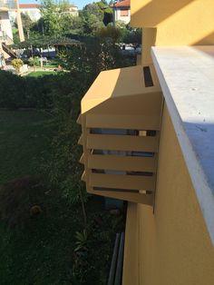 THE BEAUTYCLIMA in colorato. Protezione, estetica, architettura