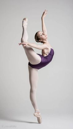 © Vihao Pham / PointeFolio.  Deanna Pearson, The Houston Ballet