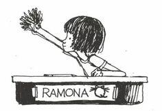 ramona q. ( my 3rd grade teacher Ms. Powel read this in class) 1 of my favorite childhood memories <3