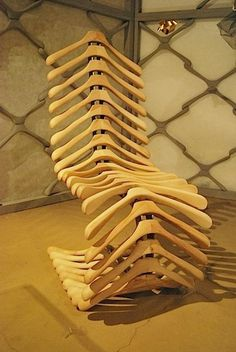 Coat Hanger Chair